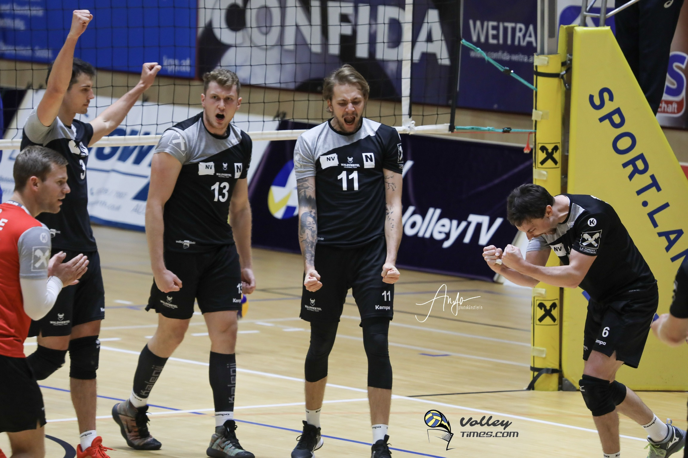 Photogallery of Union Raiffeisen Waldviertel-Craiova and program of #ChallengeCup 2019/20