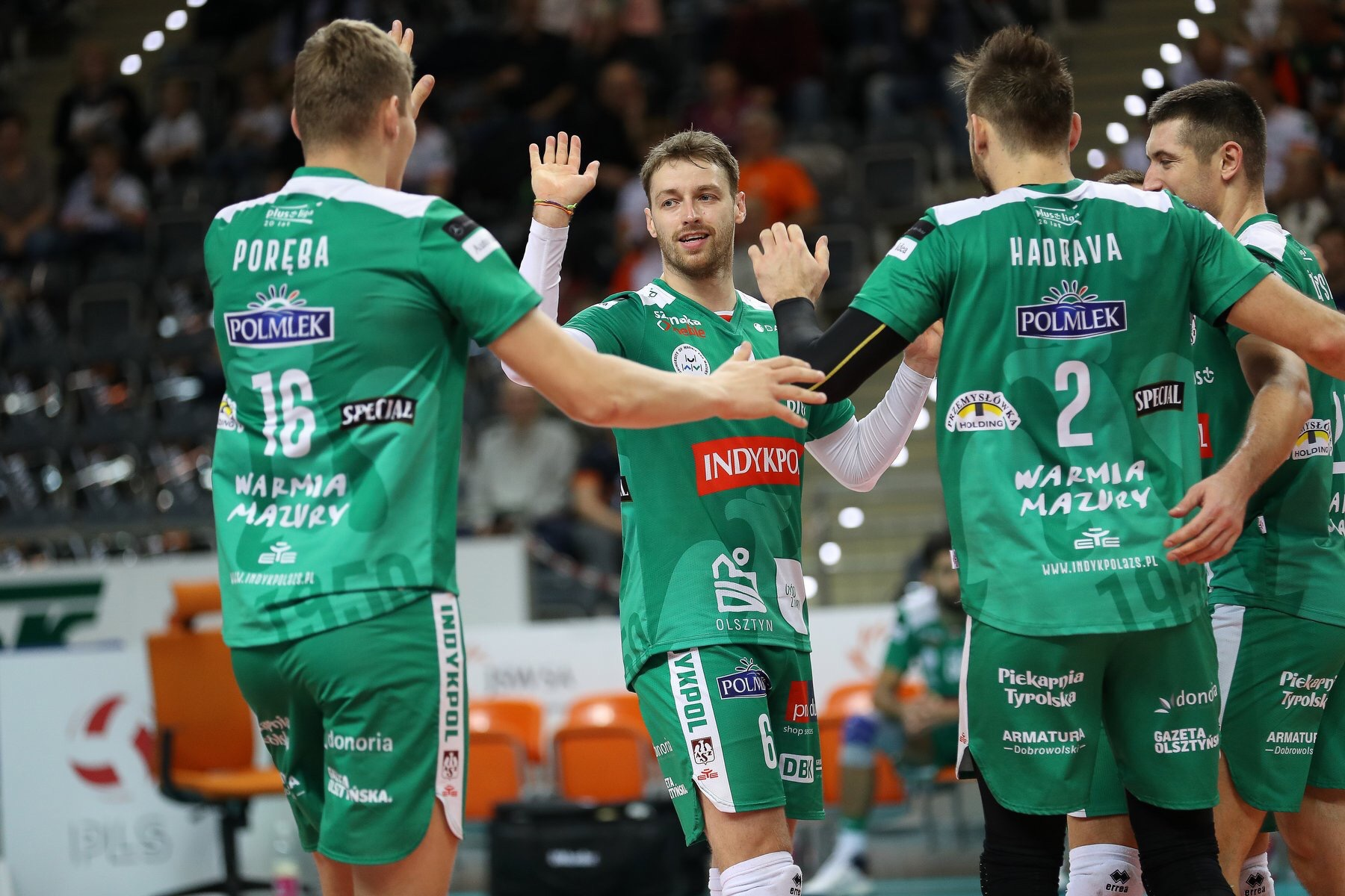 Poland: Jastrzębski Węgiel suffer its second heavy defeat at home in a row