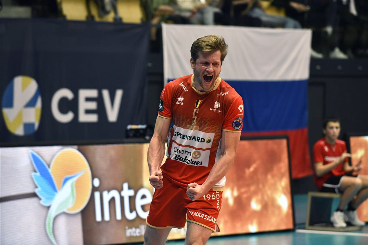 Champions League: Maaseik down Zenit Kazan, ACH Volley defeat Kuzbass, Perugia, Fakel and Jastrzebski ok.