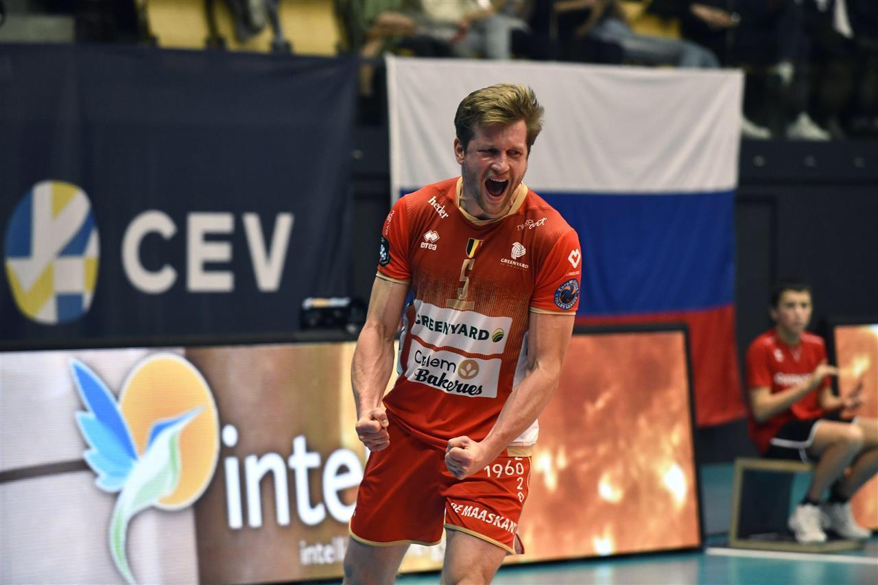 Champions League: Maaseik down Zenit Kazan, ACH Volley defeat Kuzbass, Perugia, Fakel and Jastrzebski ok.