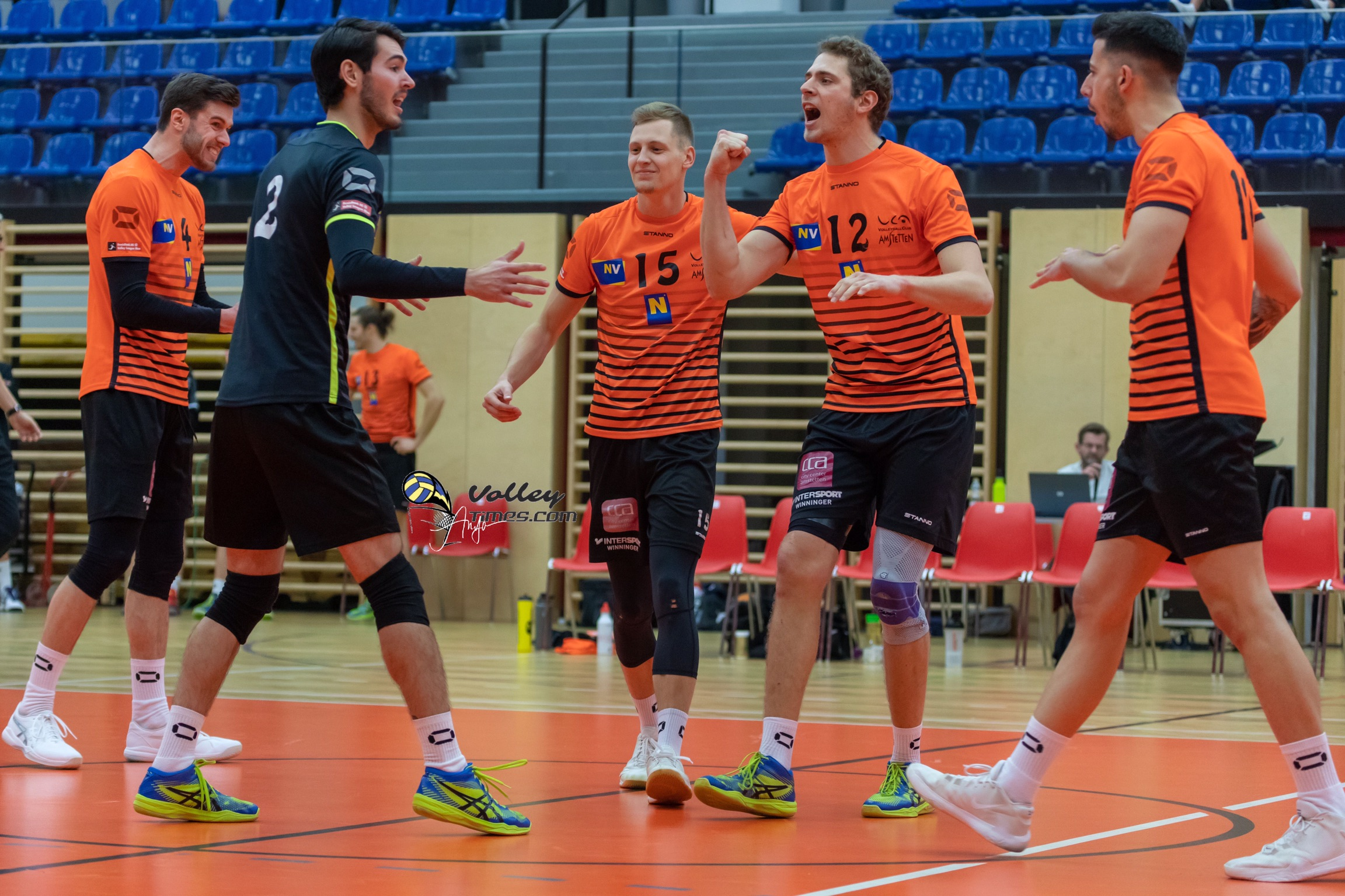 Austria: Amstetten starts with a victory vs. Klagenfurt the lower round