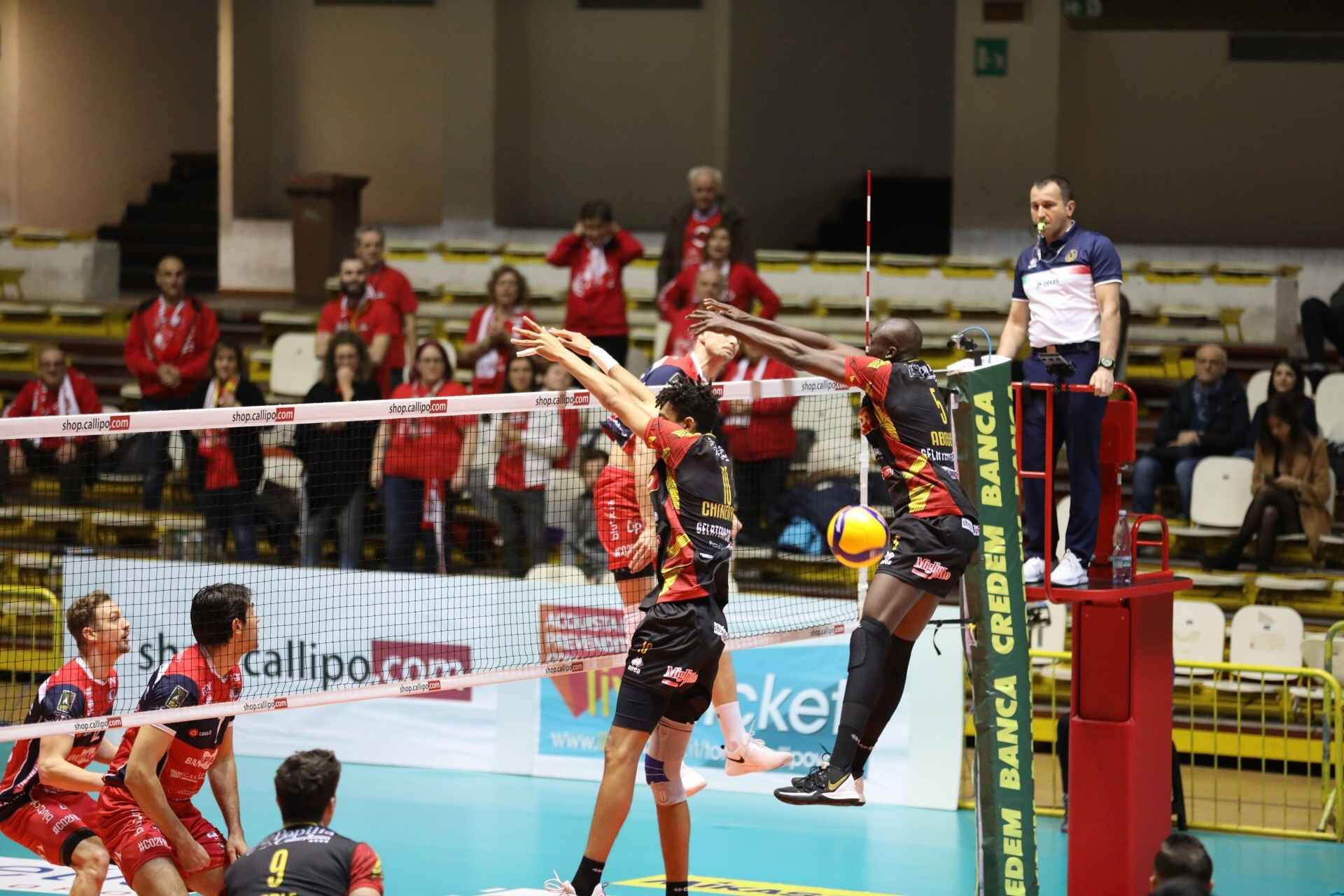 Italy: Piacenza and Monza ok in the advances of Round 17