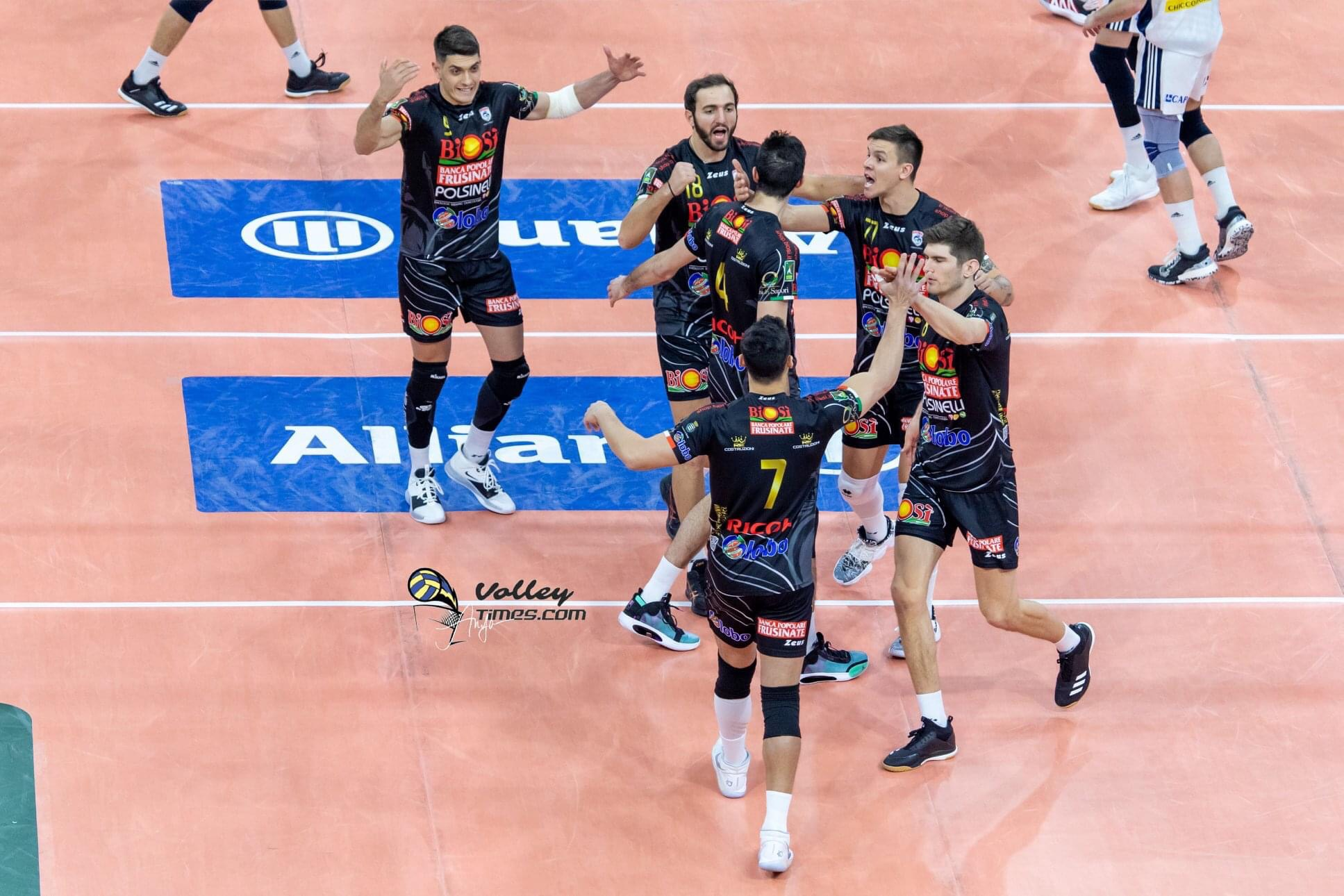 Italy: Sora renounces the Superlega