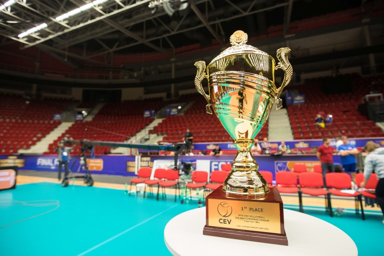 List of CEV Cup and Challenge Cup participants released! - VOLLEY ...