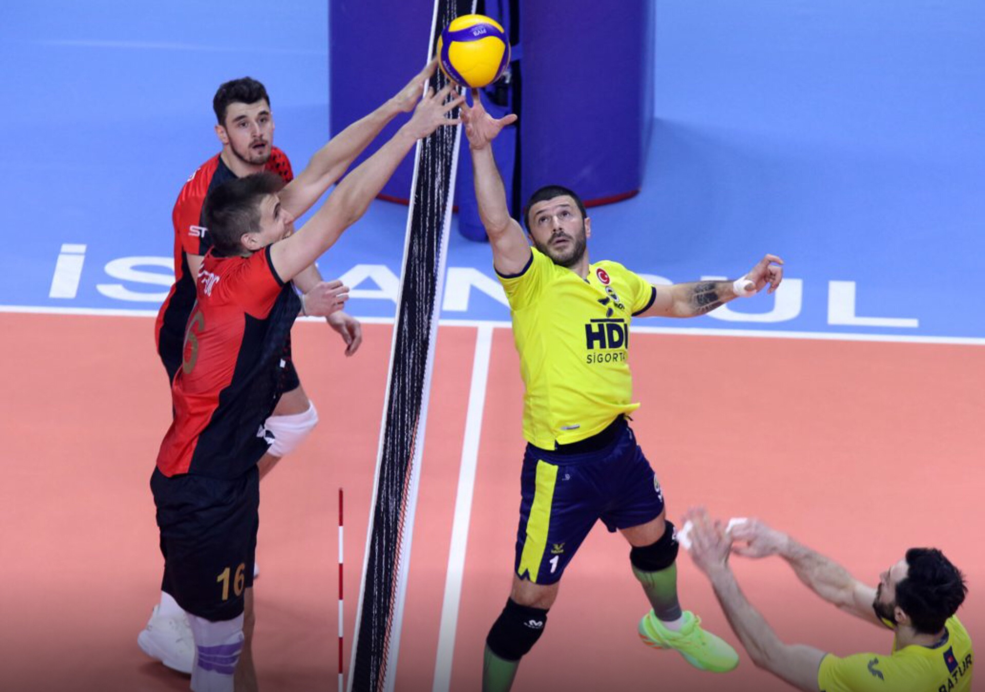 Turkey: Fenerbahce returns to the field after COVID, but loses against Spor Toto