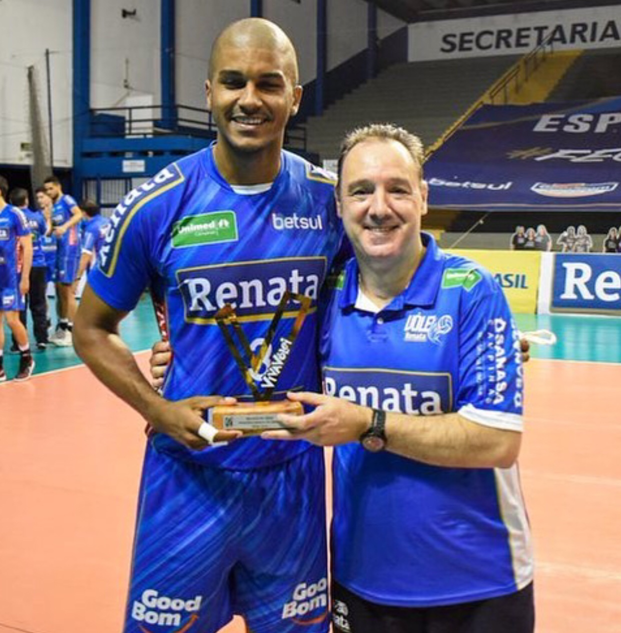 Brazil: 3 points as predicted for Sada Cruzeiro and Renata Campinas in Round 19