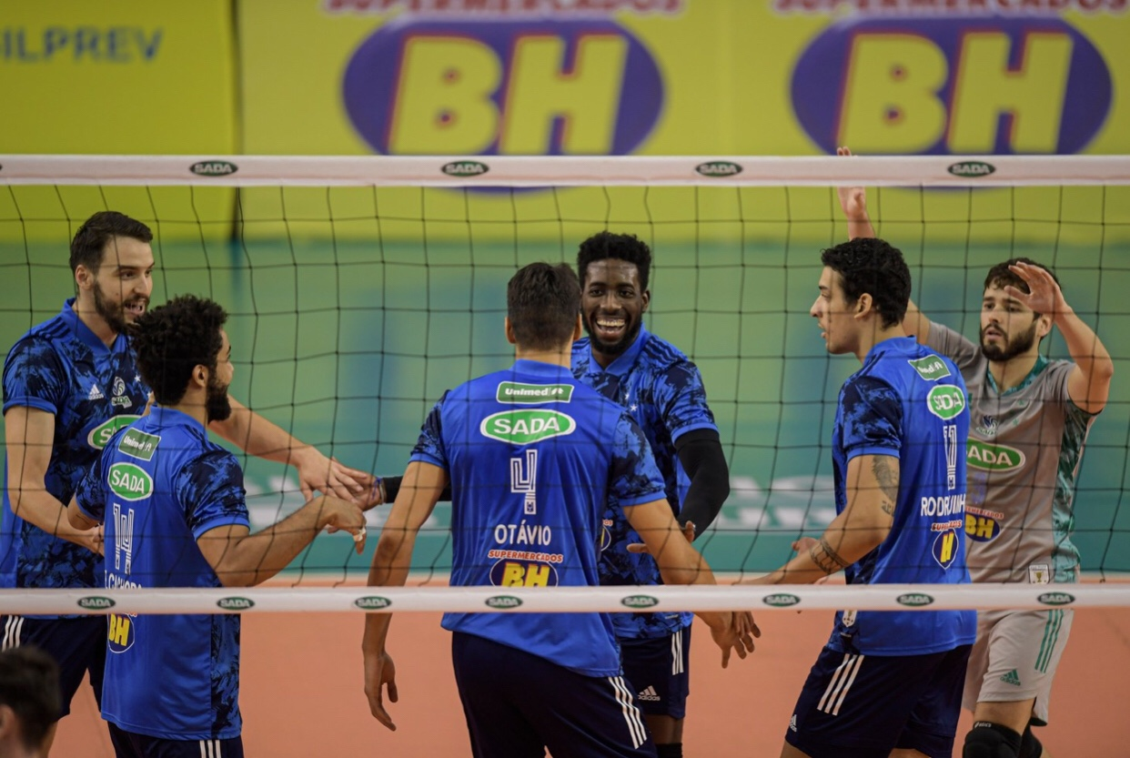 Brazil: Taubate, Renata, Uberlandia and Sada Cruzeiro win first matches of Round 20