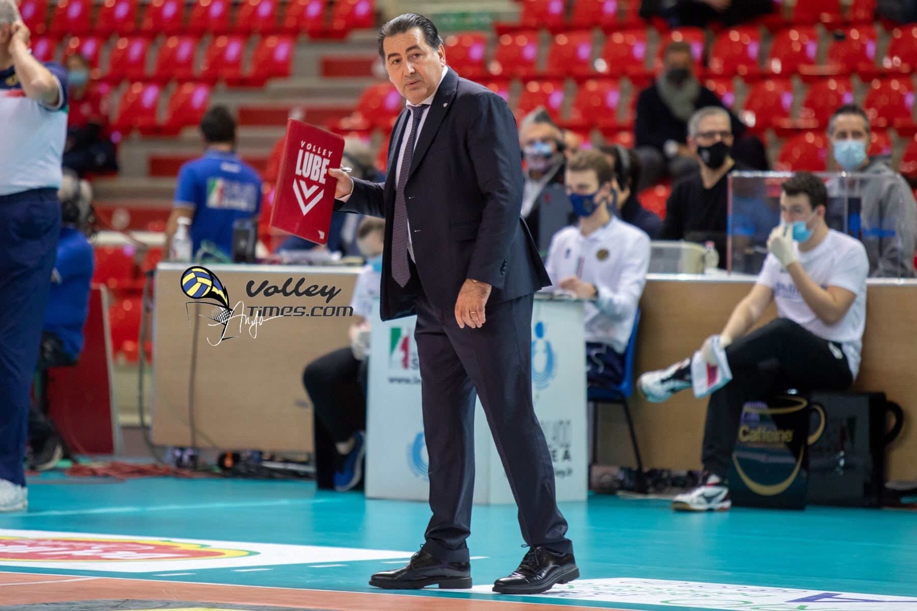 Italy: Lube and De Giorgi part ways. Blengini his substitute