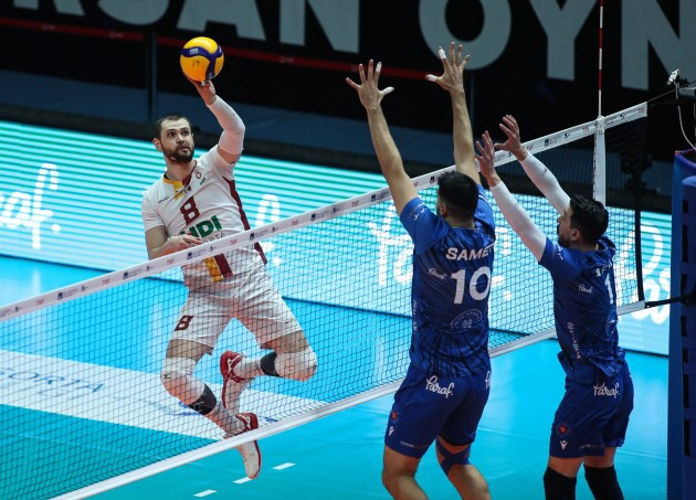 Turkey: Halkbank lose against Galatasaray and reduce chances of qualifying to playoffs to minimum