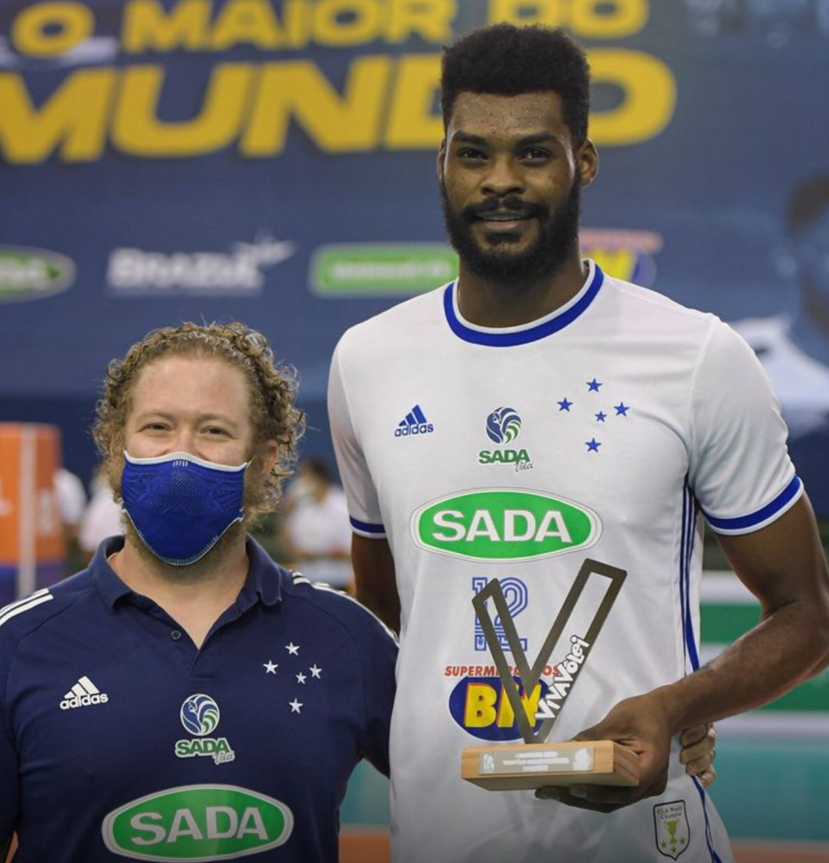 Brazil: Sada Cruzeiro wins regular season. Relegation for Ribeirao