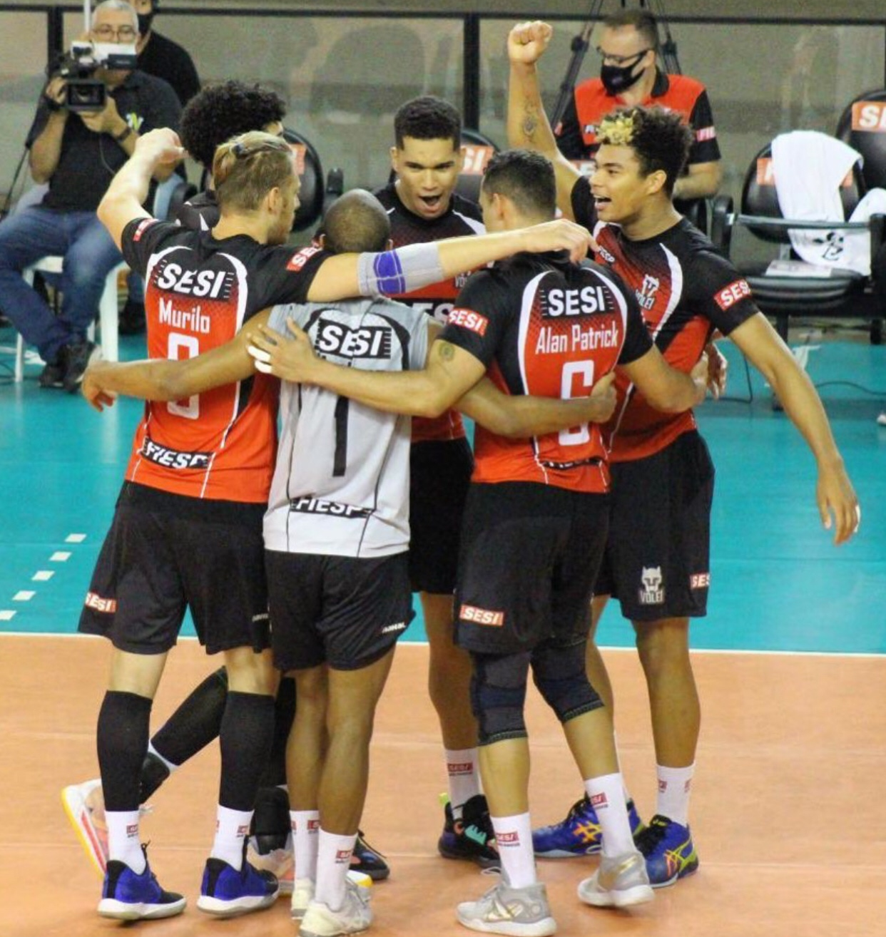 Brazil: Ribeirao-Sesi 3-2 in recovery match of Round 20. Salvation postponed for the guests