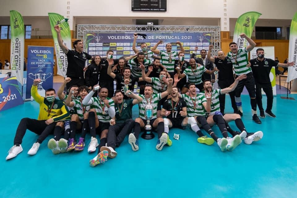 Portugal: Sporting CP lift national Cup trophy after 26 years