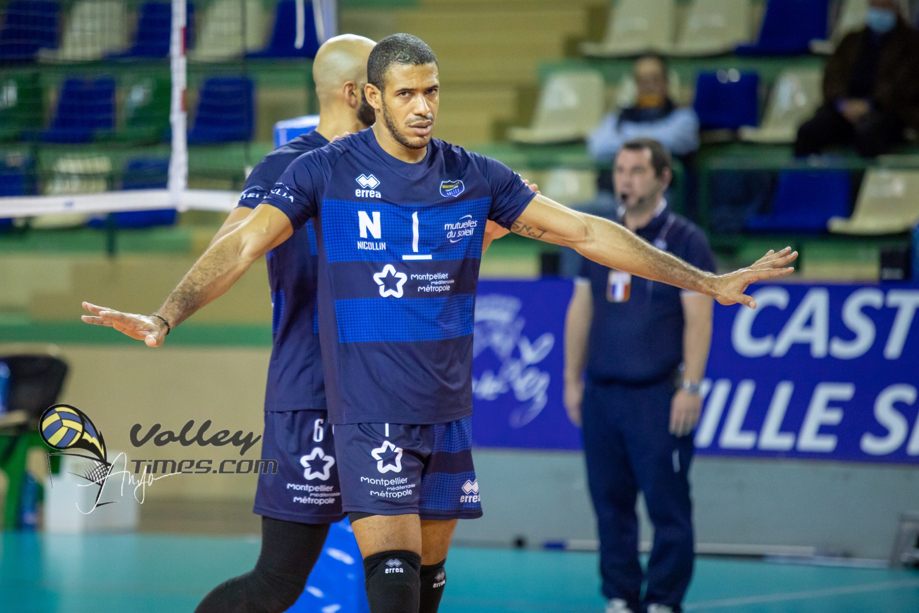 France: Javier Gonzalez stays in Montpellier, Yannick Bazin new setter of Nantes