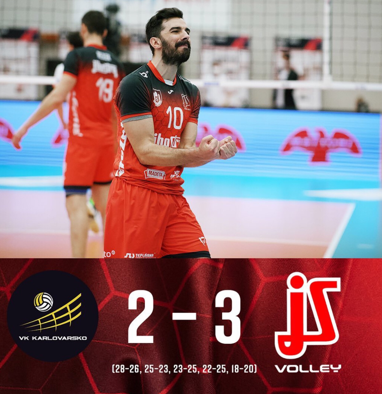 Czech Republic: České Budějovice wins Game 3 to keep Final serie alive