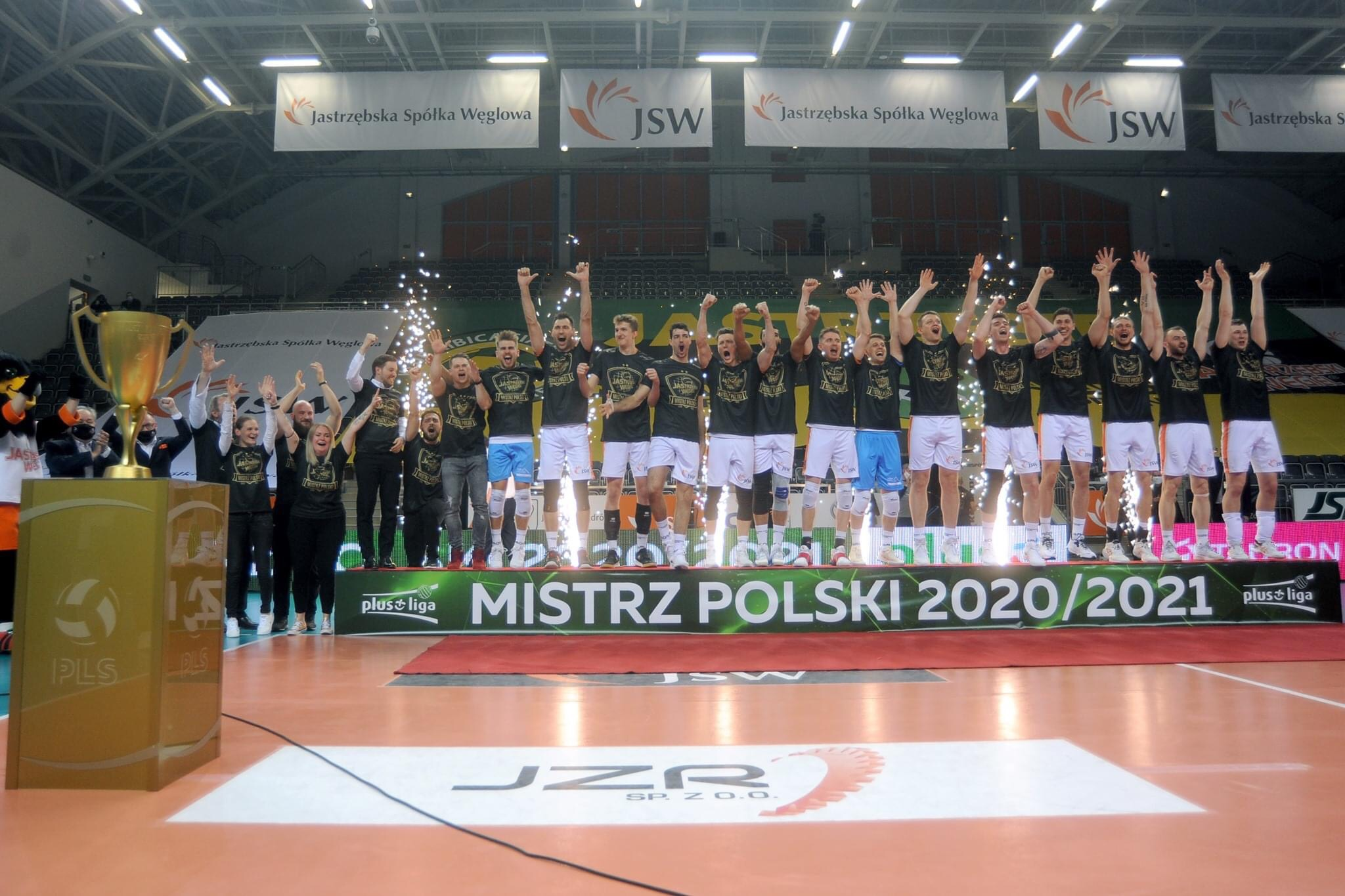Poland: Mistrz! Jastrzębski win title after 17 years! Final for 3rd place to Game 3