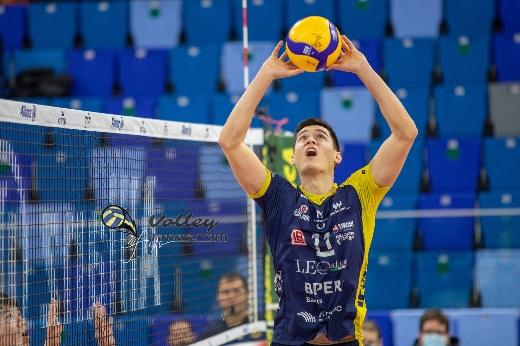 Transfers: Christenson signs 2-year deal with Zenit-Kazan, Bruninho to replace him in Modena…