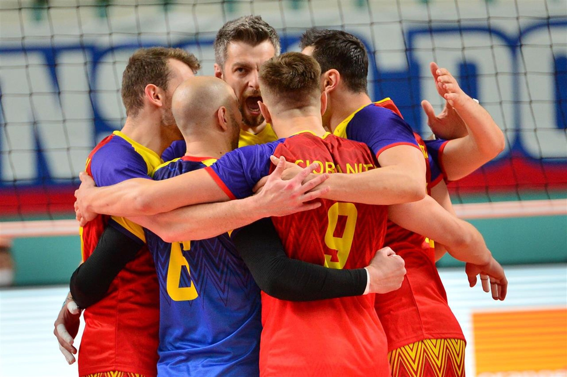 EuroVolley2021 Qualifiers: victory for Slovakia and Romania