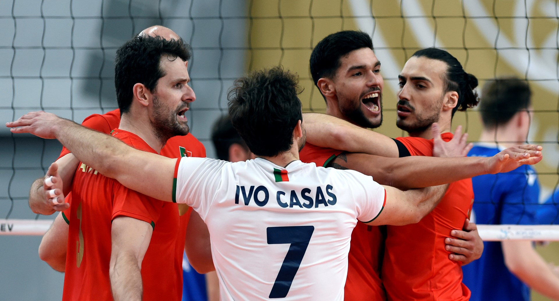 EuroVolley2021 Qualifiers: all results of May 7