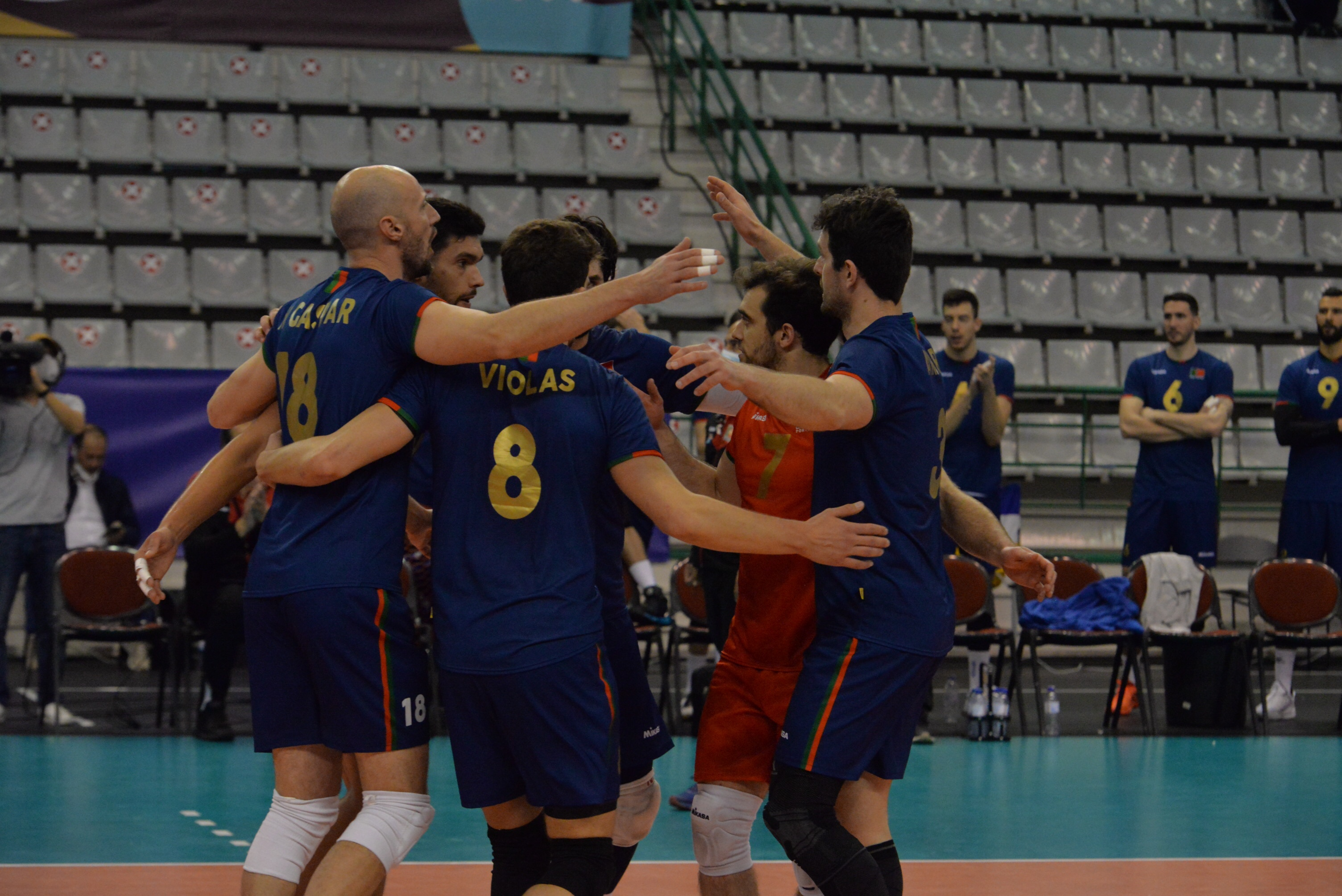 EuroVolley 2021 Qualifiers: All results of May 15 – The Netherlands, Slovakia, Greece, Portugal (and Spain) qualified