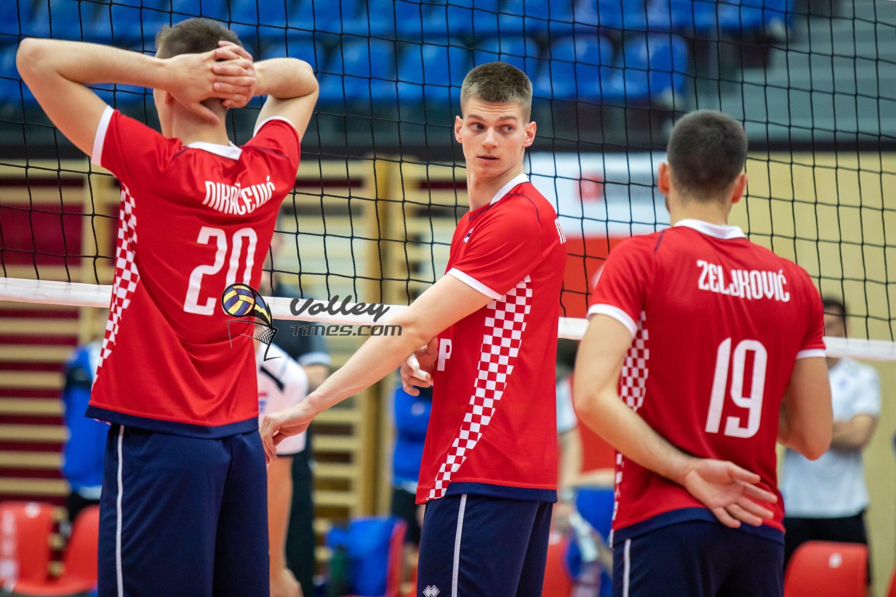 Italy: Croatian opposite Tomislav Mitrasinovic to Monza