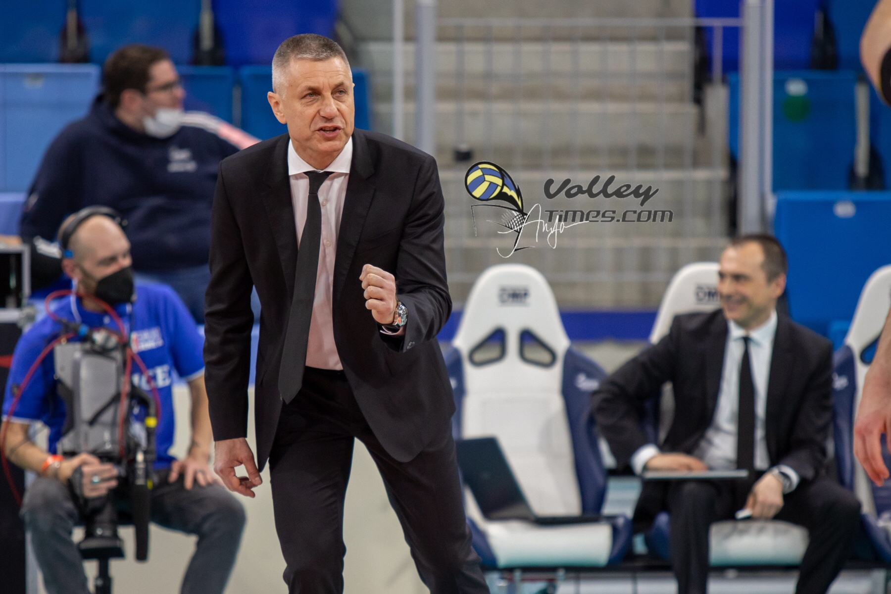 Italy: Stoytchev at the helm of Verona until 2024