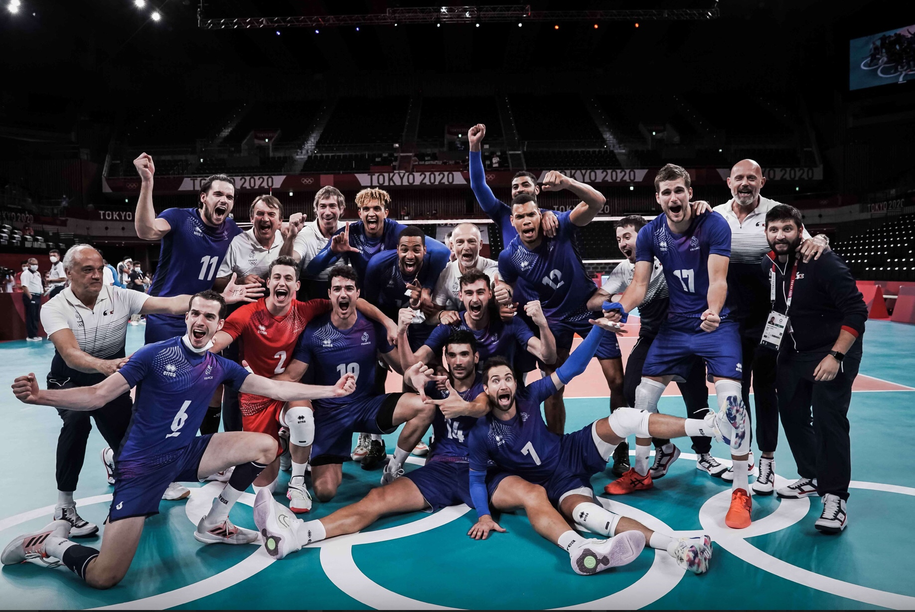 Tokyo 2020: France joins ROC in final after a great 3-0 win over Argentina