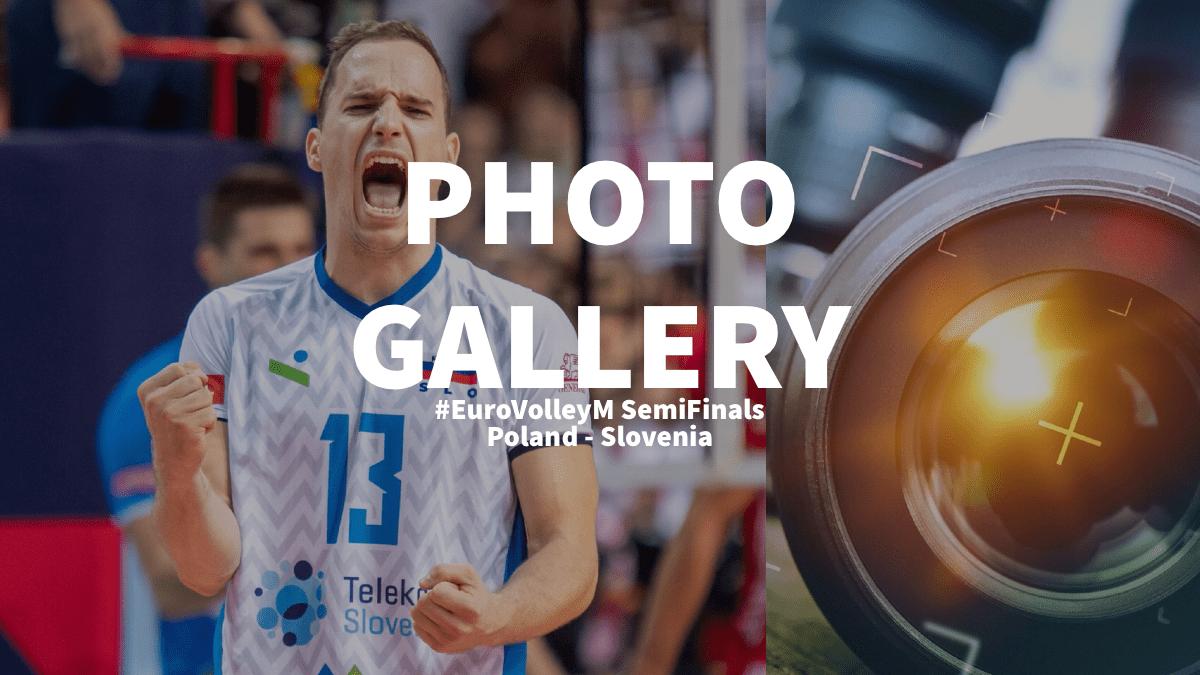 EuroVolley 2021: Photogallery of Poland – Slovenia