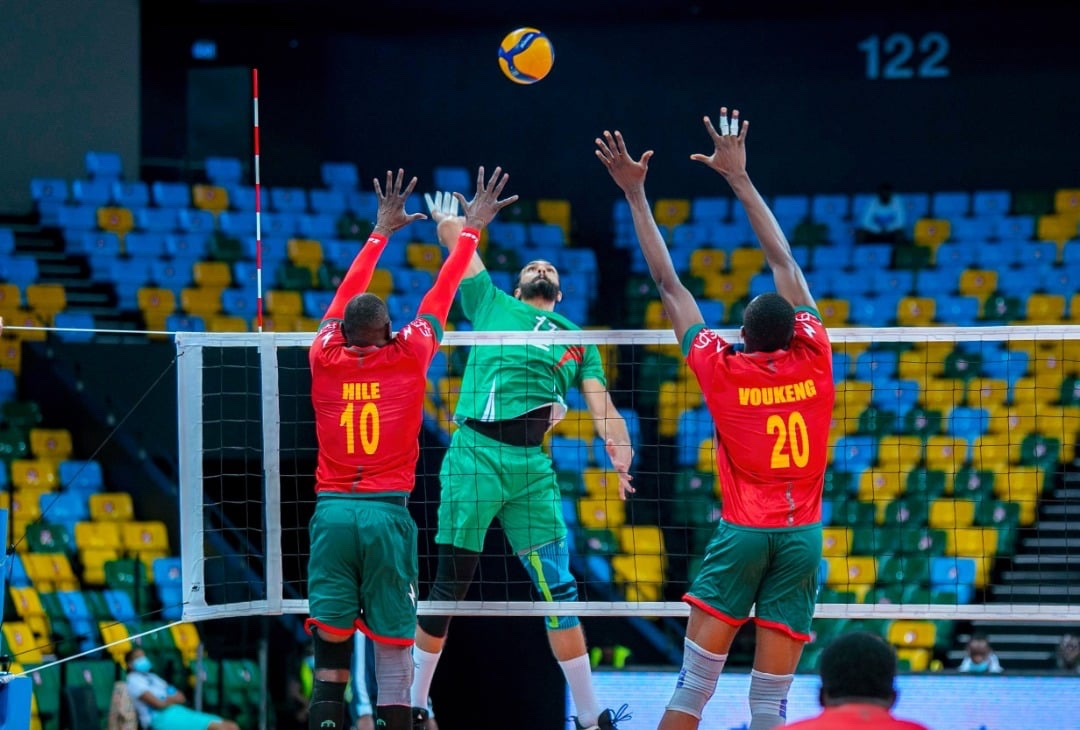 CAVB: Cameroon and Tunisia will play for the African title
