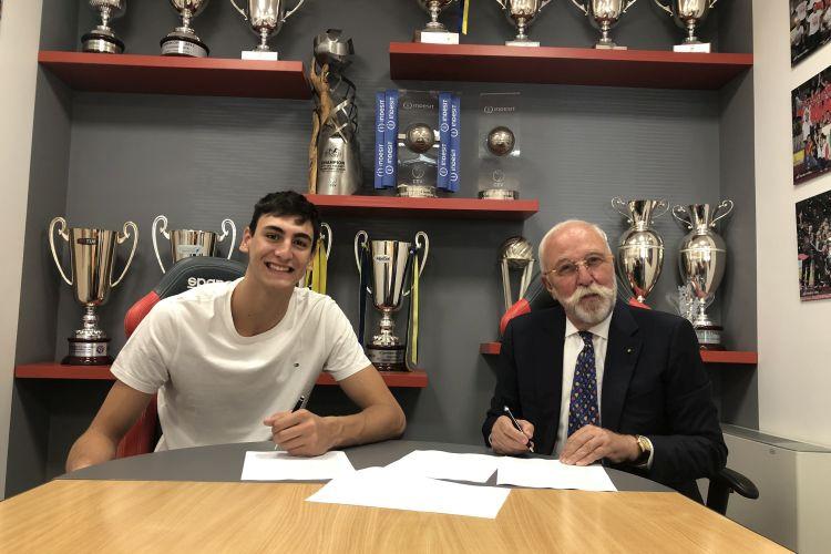 Italy: Alessandro Michieletto in Trentino until 2024