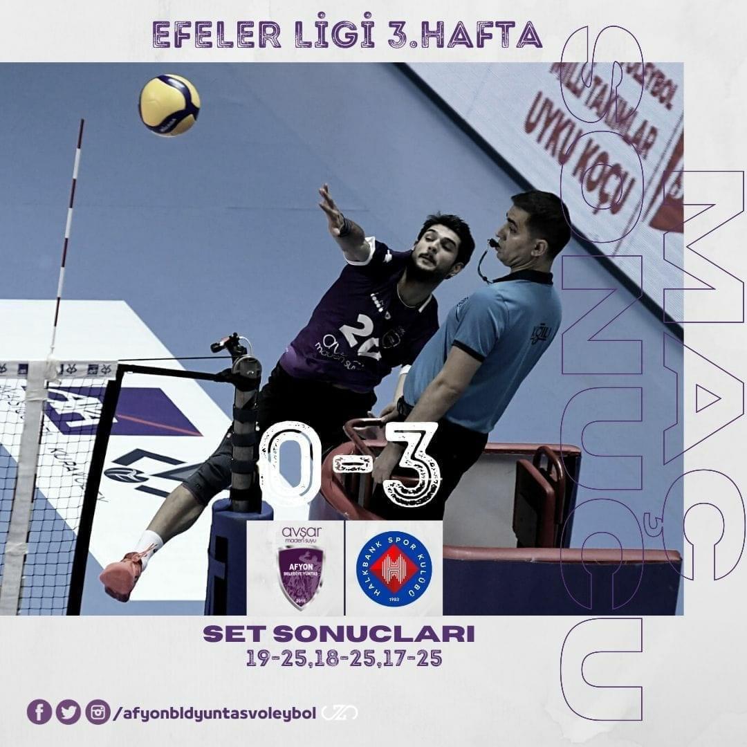 Turkey: Halkbank defeats Afyon in last match of Round 3