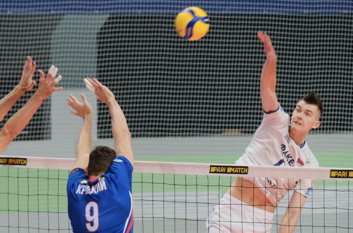 Russia: Krasnoyarsk defeats Fakel in recovery of Round 2