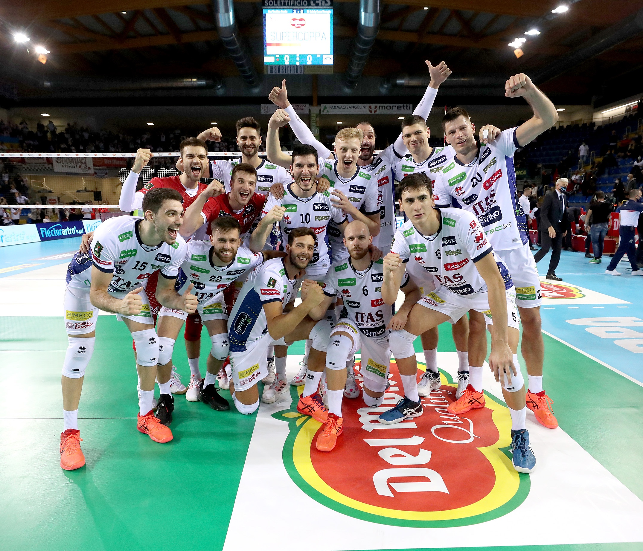 Italian SuperCup: Trento joins Monza to Final
