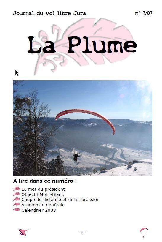 Plume 03 2007