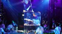 Hard-rock-hotel-grand-opening-chicago-ice-sculpture - Volo