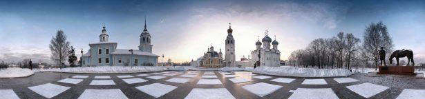 Экскурсии по Вологде — сайт А.И Сазонова