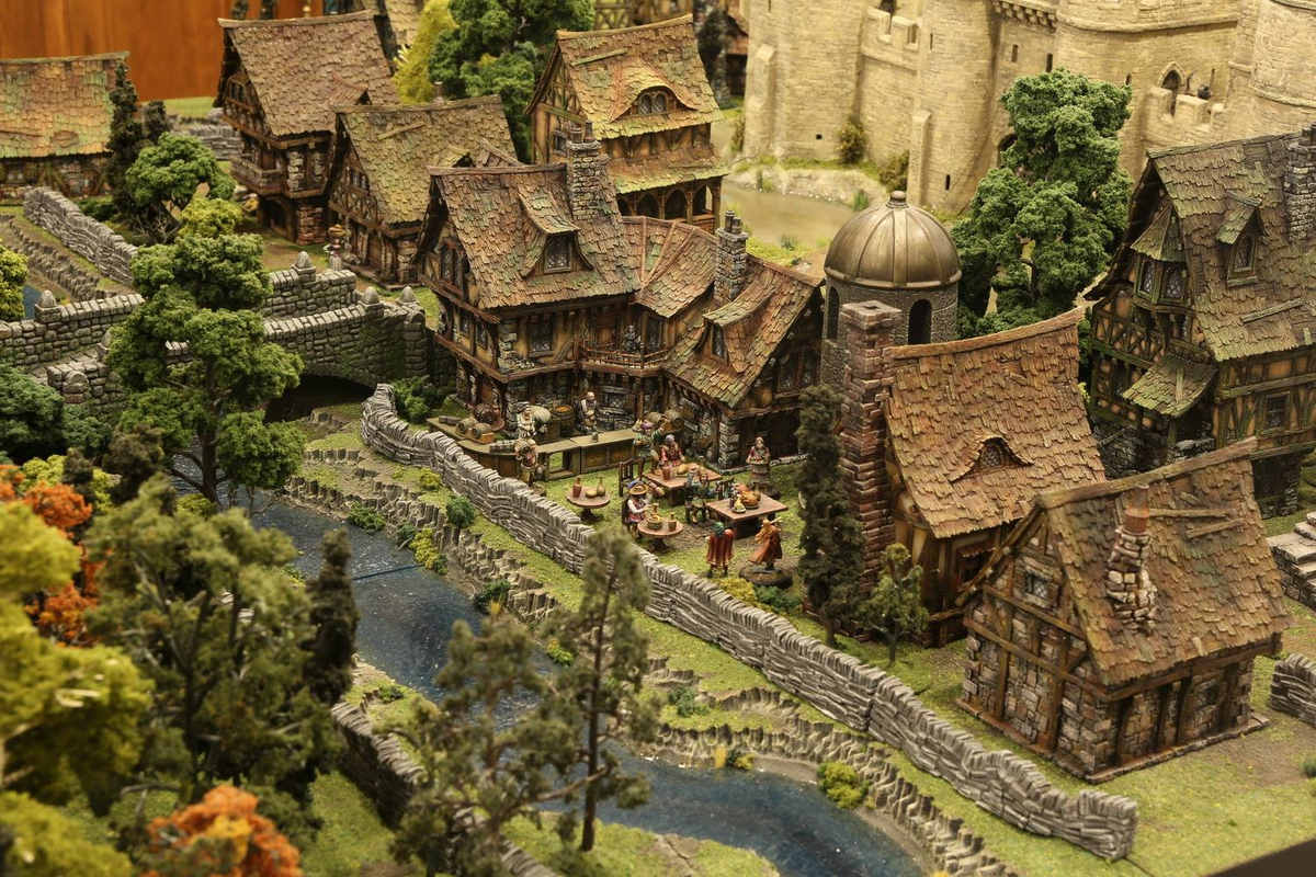 1073 Best Tabletop Gaming Scenery Images On