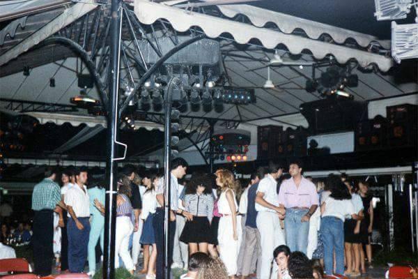 Τι θυμάστε αυτή τη Disco στις Αλυκές; Έτσι για να θυμούνται οι παλιοί (ΦΩΤΟ)
