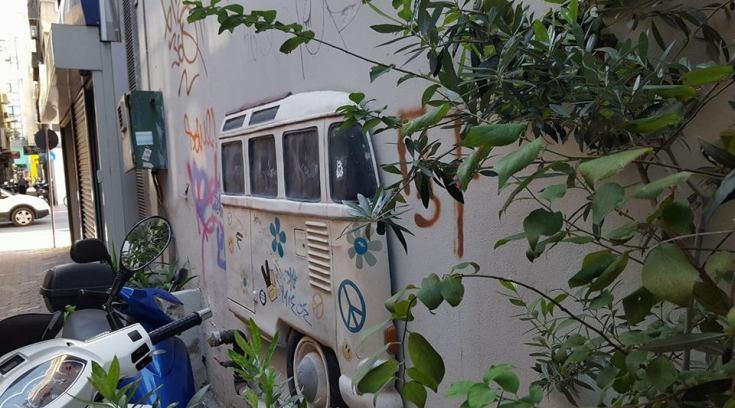 Aπίστευτη δημιουργία βολιώτη στην οδό Σκενδεράνη! (ΦΩΤΟ)