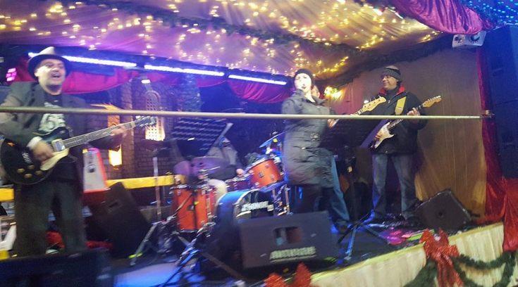 ΤΩΡΑ: Το μουσικό βανάκι ξεσηκώνει τους Βολιώτες! (ΦΩΤΟ)