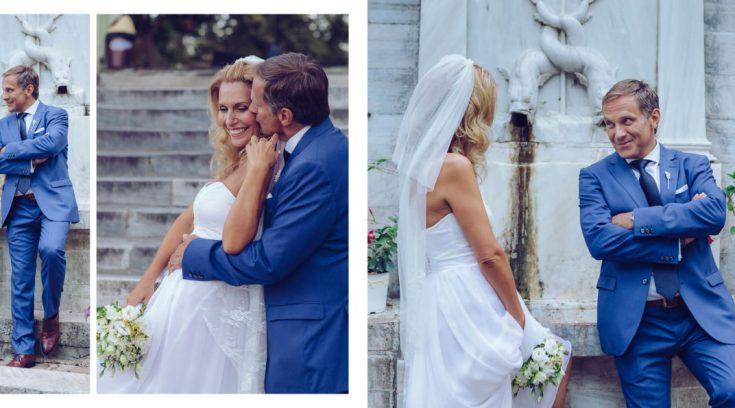 Η Μεταξένια και ο Σπύρος «ενώθηκαν» με ρομαντικό γάμο στη Ζαγορά!