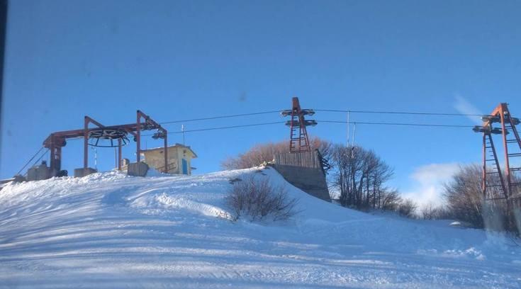Χιονοδρομικό- Τωρα: Δες την κατάσταση που επικρατεί!