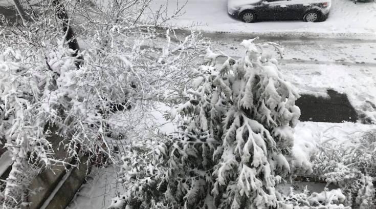 Tο νέο κύμα κακοκαιρίας: Βροχές, χιόνια και πολλά προβλήματα!