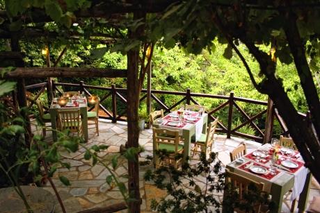 Οι πιο αμαρτωλές γεύσεις μέσα σε καταπράσινο περιβάλλον! (ΦΩΤΟ)