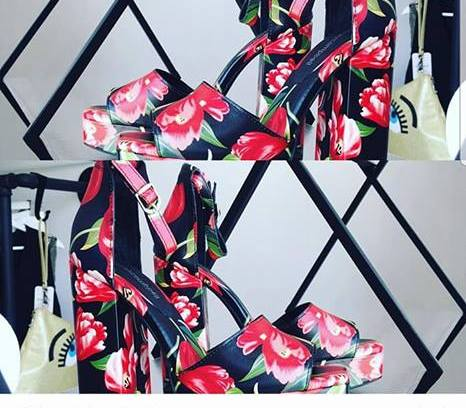 Floral παπούτσια το απόλυτο φετινό must! Δες σχέδια!