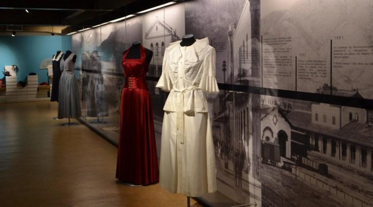 Η εξέλιξη της μόδας στον Βόλο, σε έκθεση στο Μουσείο της Πόλης μας!