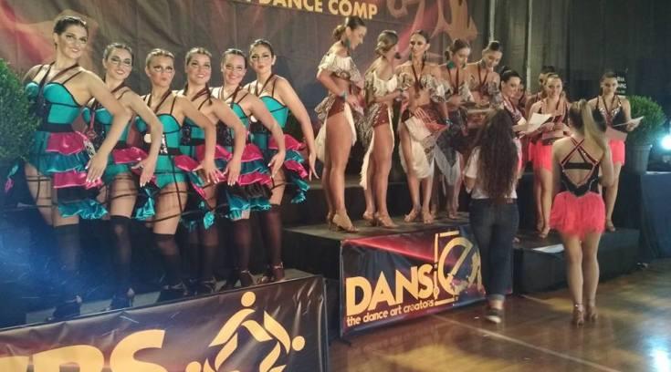 Σάρωσε βολιώτικη σχολή χορού με πάνω από 10 διακρίσεις!