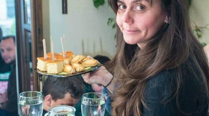Περνούν τα πάντα από τα χέρια της- Γεύσεις μοναδικές και απολαυστικές!