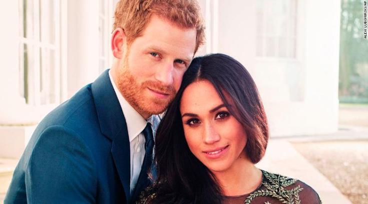 Ο Πρίγκιπας Χάρι και η σύζυγος του έρχονται στο τόπο μας!
