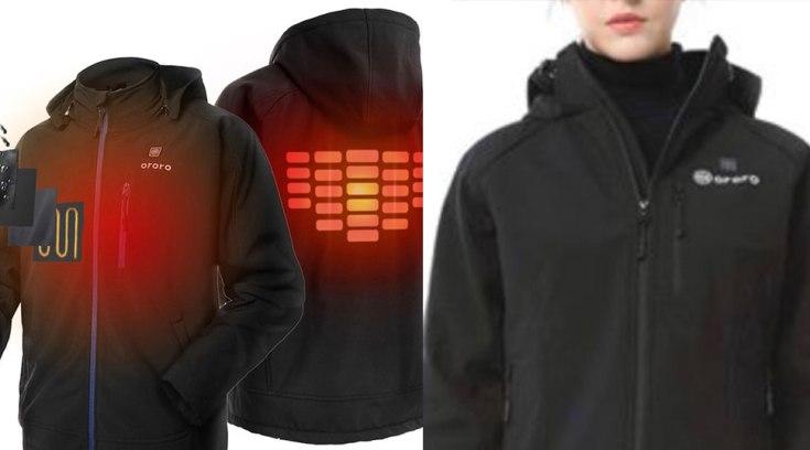 Κυκλοφόρησαν ρούχα που θερμαίνονται ώστε να μην ξανανιώσετε κρύο ποτέ