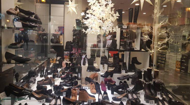 Αντρικά, γυναικεία, παιδικά παπούτσια από 18 ευρώ, για δες…